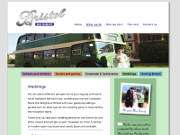 Wedding transport and guest bus tours Bristol Insight