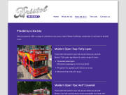 Bristol Insight Bus Tours in modern open-top and classic vehicles