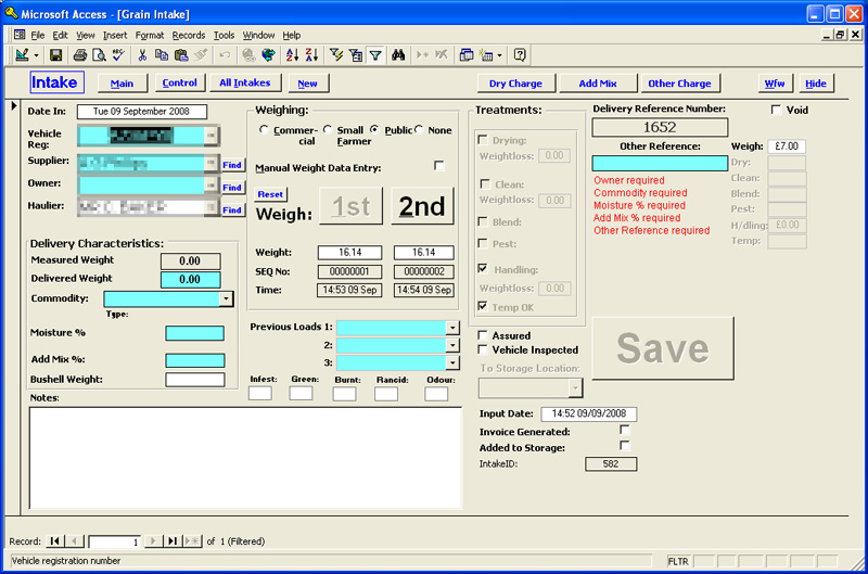 Weighbridge Integration Software With Invoice Generation
