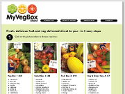 Fresh Fruit Salad and Vegetable Box Delivery Bristol