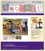 Dance classes in Cheshire for adults and children